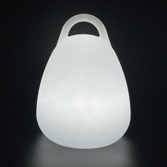 Настольная лампа с ручкой LED HANDLE с белой светодиодной подсветкой IP65 220V — Купить в интернет-магазине LED Forms