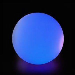 Шар светящийся LED, диам. 40 см., разноцветный (RGB), пылевлагозащита IP65, 220V