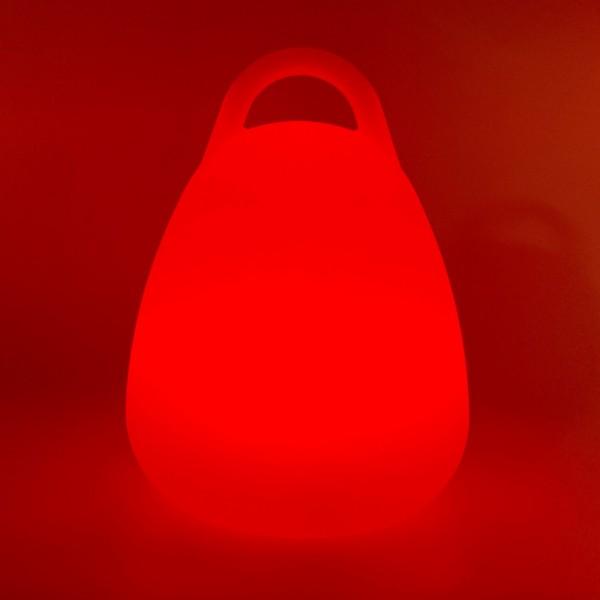 Садовый светильник LED Picnic, светодиодный, разноцветный RGB, с пультом ДУ, IP65