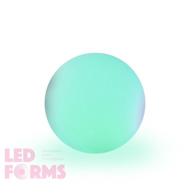 Шар светящийся LED Moonlight Exterior, диам. 20 см., светодиодный, разноцветный RGB, 220V