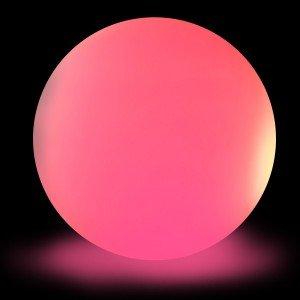 Шар светящийся LED Moonlight Exterior, диам. 80 см., светодиодный, разноцветный RGB, 220V