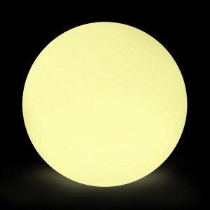 Шар светящийся LED Moonlight Exterior, диам. 80 см., светодиодный, цвет тёплый или холодный белый, 220V