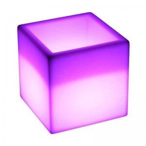 Светящееся ведро для льда и шампанского LED BAR 30 см. с разноцветной RGB подсветкой IP65 220V