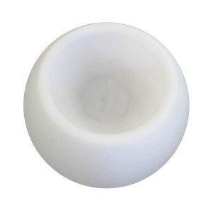 Цветочное кашпо шар с аккумулятором LED MOONY 80 см. c разноцветной RGB подсветкой и пультом USB IP65