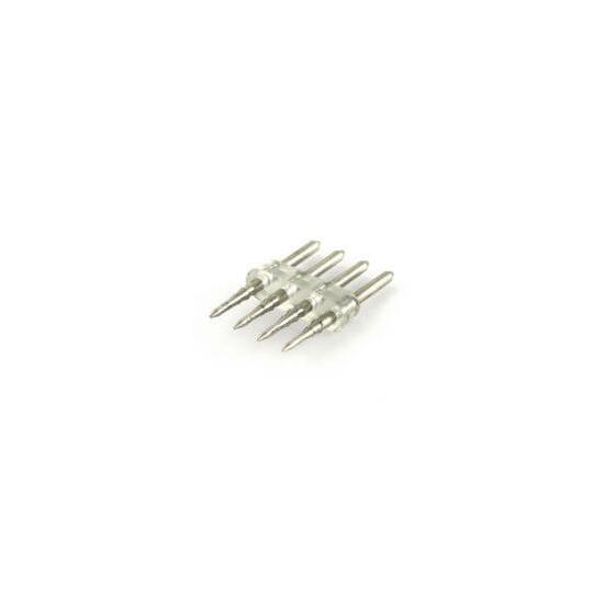 Игла соединительная на сетевой шнур для гибкого неона RGB