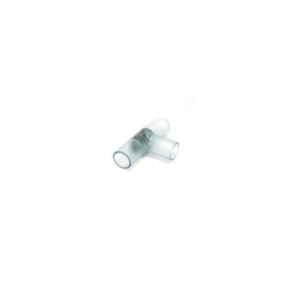 Коннектор T-образный для гибкого неона