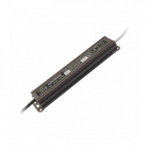 Блок питания с трансформатором для светодиодных светильников 30 Вт. 24V IP67