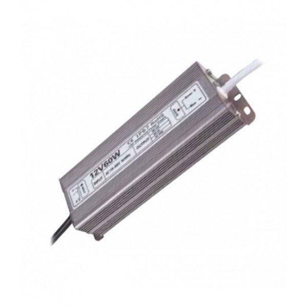 Блок питания с трансформатором для светодиодных светильников 60 Вт. 24V IP67 — Купить в интернет-магазине LED Forms