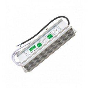 Блок питания с трансформатором для светодиодных светильников 150 Вт. 24V IP67