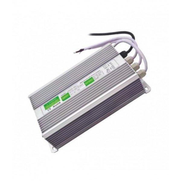 Блок питания с трансформатором для светодиодных светильников 200 Вт. 24V IP67 — Купить в интернет-магазине LED Forms