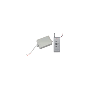 Контроллер RGB для светодиодных светильников 12V 144 Вт. / 24V 288 Вт. с радио-пультом ДУ