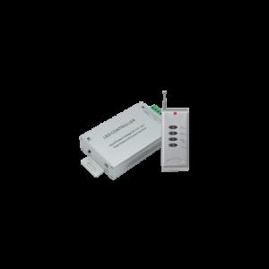 Контроллер RGB для светодиодных светильников 12V 180 Вт. / 24V 360 Вт. с радио-пультом ДУ