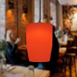 Подвесной светильник Фонарь LED LANTERN c разноцветной RGB подсветкой и пультом ДУ IP65 — Купить в интернет-магазине LED Forms