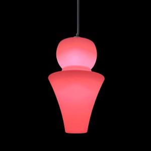 Подвесной светильник Гном LED DWARF c разноцветной RGB подсветкой и пультом ДУ IP65