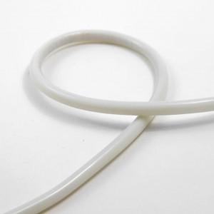 Гибкий неон LED NEON Flex 14 мм. с холодной белой подсветкой IP67 220V — Купить в интернет-магазине LED Forms