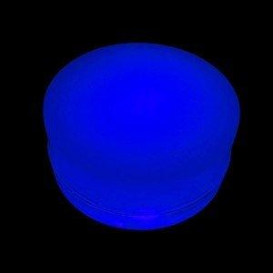 Грунтовый светильник LED LUMBRUS Spot 50x60 мм. одноцветный синий IP68