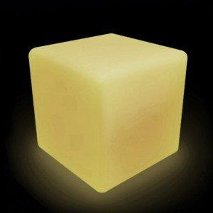 Светильник куб LED CUBE 75 см. светодиодный белый IP65 220V