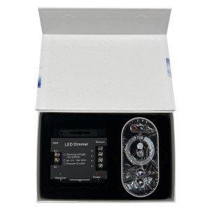 Диммер для светодиодной брусчатки с сенсорным пультом ДУ