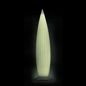 Светильник напольный (торшер) LED Grace L Bright, высота 193 см., светодиодный, цвет тёплый белый, IP65