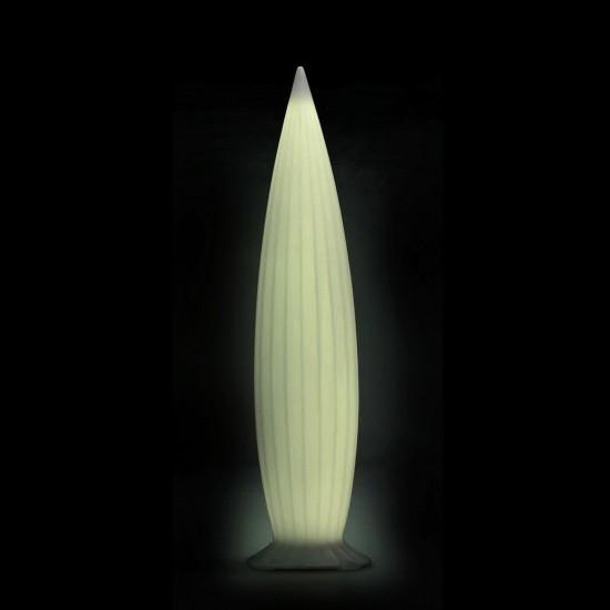 Напольный светильник LED COSMO-3 с белой светодиодной подсветкой IP65 220V — Купить в интернет-магазине LED Forms