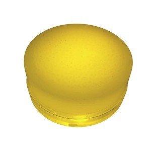 Грунтовый светильник LED LUMBRUS Spot 80x60 мм. одноцветный жёлтый IP68