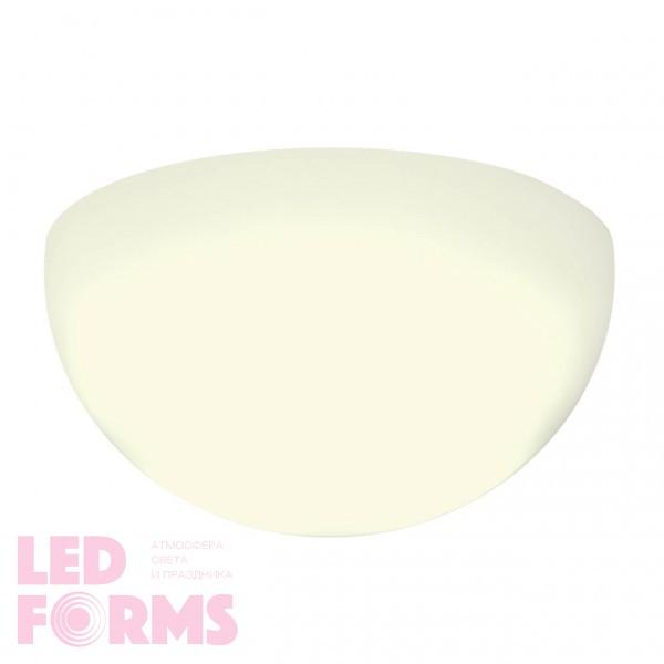 Потолочный светильник LED ПОЛУСФЕРА 80 см. светодиодный белый IP65 220V — Купить в интернет-магазине LED Forms