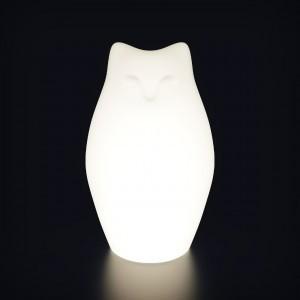 Садовый уличный светильник Котёнок LED KITTY c одноцветной подсветкой IP65 220V