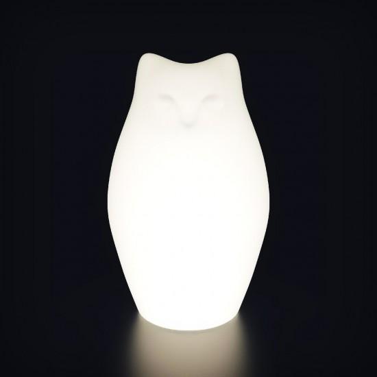 Садовый уличный светильник Котёнок LED KITTY c одноцветной подсветкой IP65 220V — Купить в интернет-магазине LED Forms