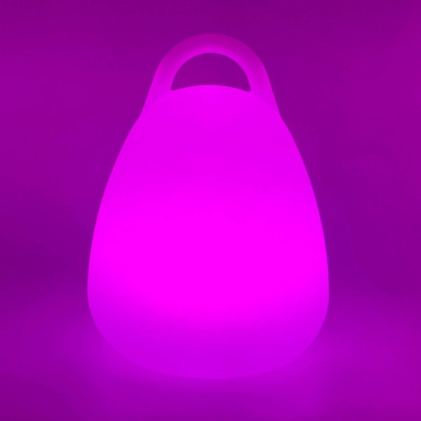 Настольная лампа с ручкой LED HANDLE с разноцветной RGB подсветкой и пультом ДУ IP65 220V — Купить в интернет-магазине LED Forms