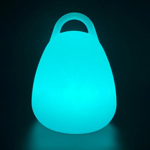 Беспроводная лампа-ночник с ручкой LED HANDLE разноцветная RGB с пультом USB IP65 — Купить в интернет-магазине LED Forms