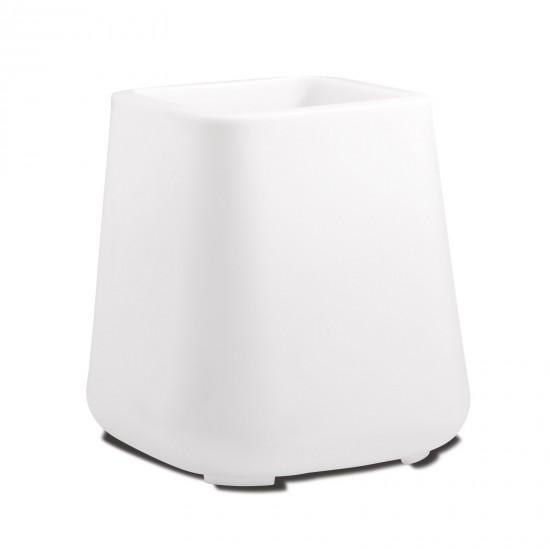 Кашпо светящееся (цветочница) LED Venlo M, высота 73,5 см., светодиодное, разноцветное (RGB), пылевлагозащита IP65