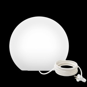 Светильник шар LED MOONBALL 20 см. светодиодный белый IP65 220V — Купить в интернет-магазине LED Forms