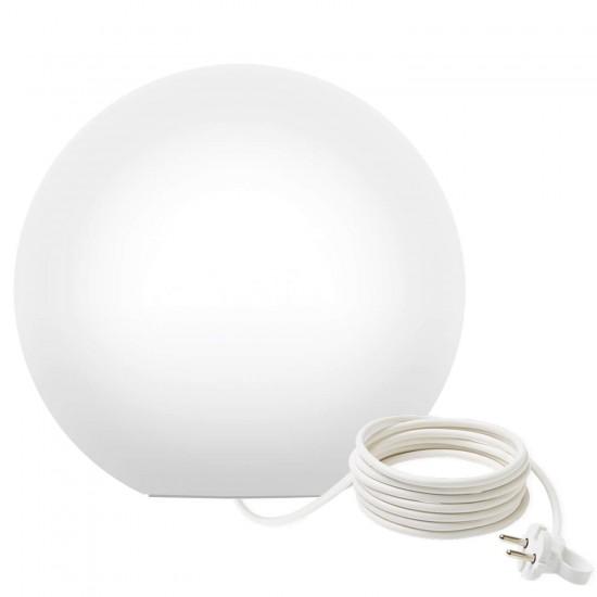 Светильник шар LED MOONBALL 30 см. светодиодный белый IP65 220V — Купить в интернет-магазине LED Forms