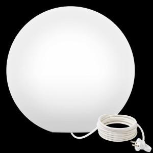 Светильник шар LED MOONBALL 40 см. светодиодный белый IP65 220V