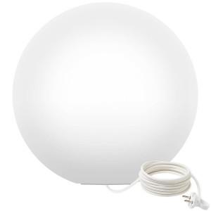 Светильник шар LED MOONBALL 50 см. светодиодный белый IP65 220V