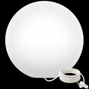 Светильник шар LED MOONBALL 50 см. светодиодный белый IP65 220V — Купить в интернет-магазине LED Forms