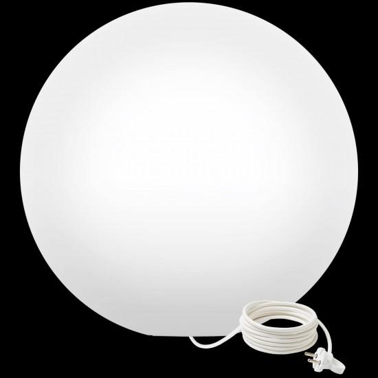 Светильник шар LED MOONBALL 80 см. светодиодный белый IP65 220V — Купить в интернет-магазине LED Forms
