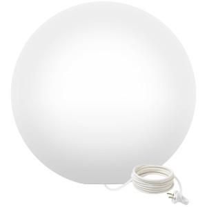 Светильник шар LED MOONBALL 100 см. светодиодный белый IP65 220V