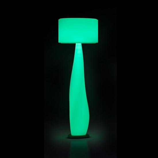 Светильник напольный (торшер) LED Anjum, высота 172,5 см., светодиодный, разноцветный (RGB), пылевлагозащита IP65