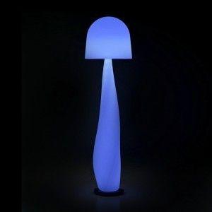 Светильник напольный (торшер) LED Almelo, высота 179,5 см., светодиодный, разноцветный (RGB), пылевлагозащита IP65