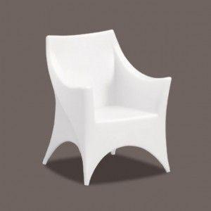 Кресло светящееся (светомебель) LED Helmond 3, светодиодное, разноцветное (RGB), IP65