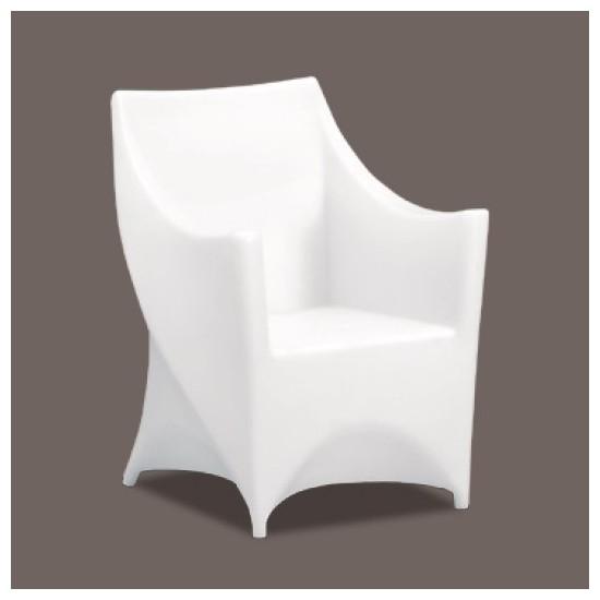 Кресло светящееся (светомебель) LED Helmond 2, светодиодное, разноцветное (RGB), пылевлагозащита IP65