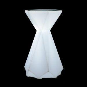 Барный стол светящийся (светомебель) LED Borne, светодиодный, разноцветный (RGB), IP65