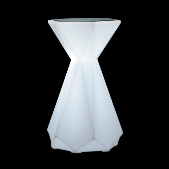 Барный стол светящийся (светомебель) LED Borne, светодиодный, разноцветный (RGB), пылевлагозащита IP65