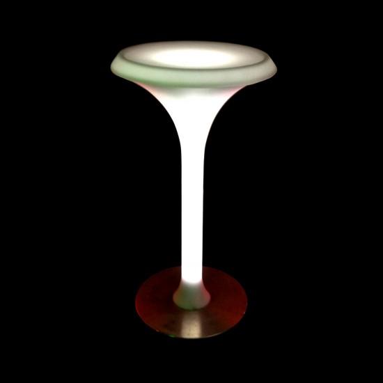 Стол барный светящийся (светомебель) LED Trendy 2, светодиодный, разноцветный (RGB), пылевлагозащита IP65