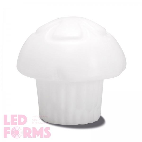 Световая фигура LED Jellyfish 2 (Медуза), светодиодная, разноцветная (RGB), пылевлагозащита IP44, встроенный аккумулятор
