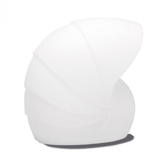 Световая фигура LED Nautilus Bright (Наутилус), светодиодная, одноцветная (тёплый белый), пылевлагозащита IP44, 220V