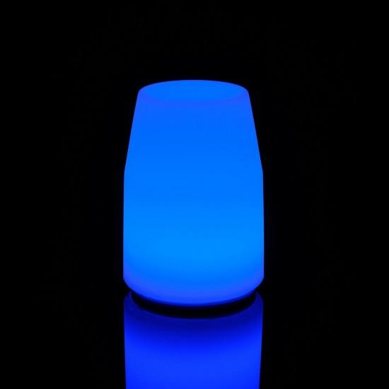 Лампа настольная беспроводная LED Lantern, 14*10*19 см., светодиодная, разноцветная (RGB), встроенный аккумулятор