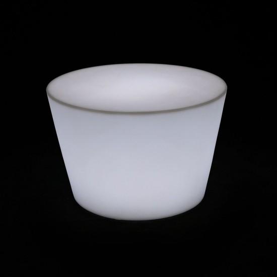Светящийся столик LED MARK 40 cм. светодиодный белый IP65 220V — Купить в интернет-магазине LED Forms