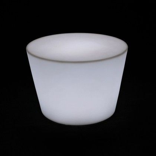 Светящийся столик LED MARK 50 cм. светодиодный белый IP65 220V — Купить в интернет-магазине LED Forms
